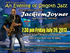 An Evening of Smooth Jazz