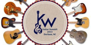 Guitar Summit Image 2013