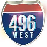 496 west logo